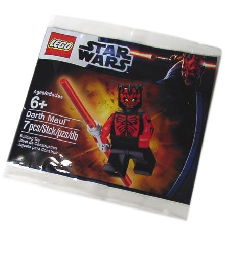 seltene LEGO® Star Wars Figur DARTH MAUL TOY FAIR 6005188 5000062